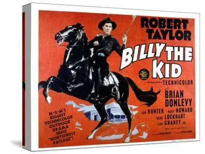 Billy the Kid, Robert Taylor, 1941