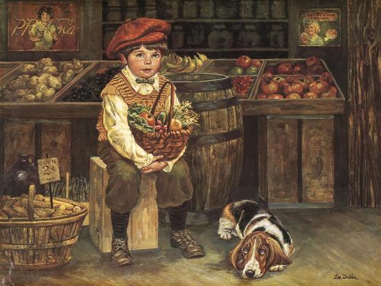 Billy-Lee Dubin-Giclee Print