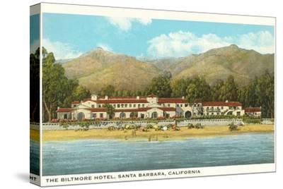 Biltmore Hotel, Santa Barbara, California