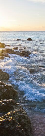 Bimini Coastline I-Susan Bryant-Photographic Print