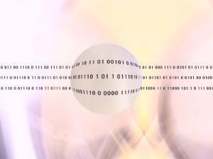 Binary Code on Spheres