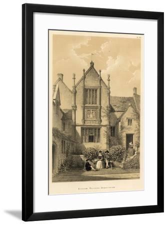 Bingham, Melcomb, Dorsetshire-Joseph Nash-Framed Giclee Print