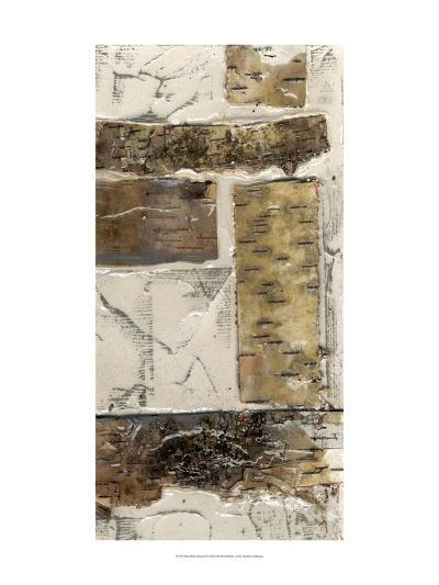 Birch Bark Abstract II-Jennifer Goldberger-Art Print
