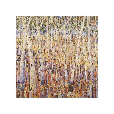 Birch Forest-Jean Cauthen-Giclee Print