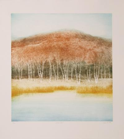 Birch Grove-Harvey Kidder-Collectable Print