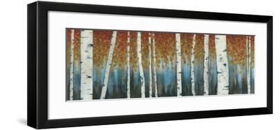 Birch Haven-W^ Blake-Framed Art Print
