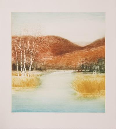 Birch Marsh-Harvey Kidder-Limited Edition