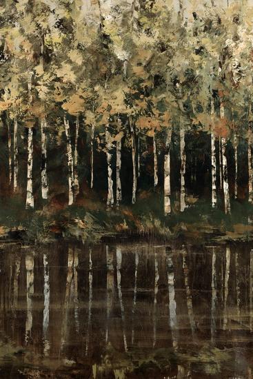 Birch Trees-Sydney Edmunds-Giclee Print