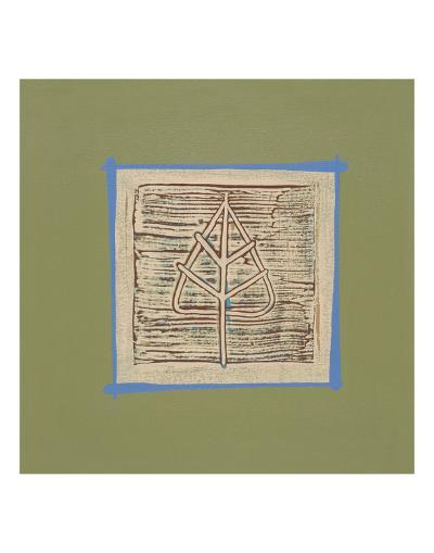 Birch-P^G^ Gravele-Art Print