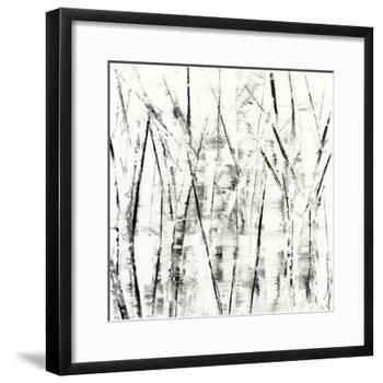 Birches II-Sharon Gordon-Framed Premium Giclee Print