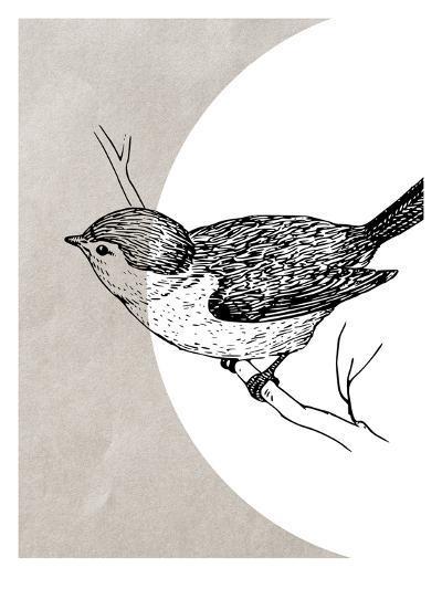 Bird 1-Ikonolexi-Art Print