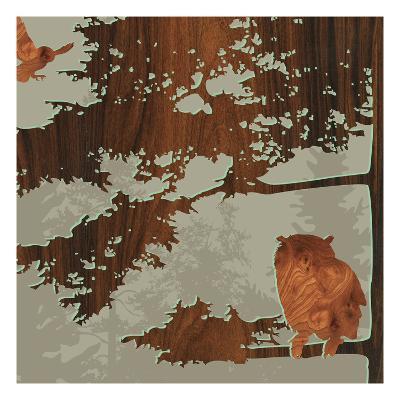 Bird 1-jefdesigns-Premium Giclee Print
