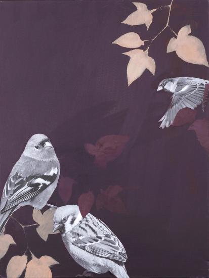 Bird 1-Design Fabrikken-Art Print