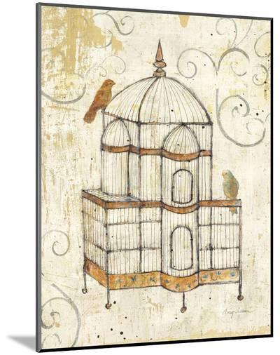 Bird Cage I-Avery Tillmon-Mounted Print