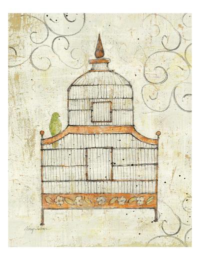 Bird Cage III-Avery Tillmon-Art Print