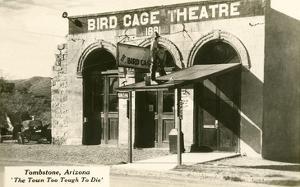 Bird Cage Theatre, Tombstone, Arizona