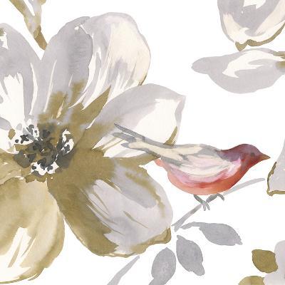 Bird Chat I-Sandra Jacobs-Giclee Print