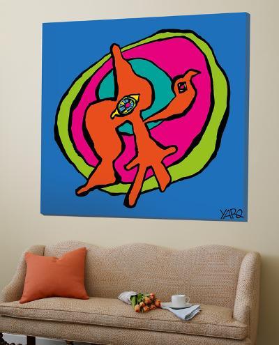 Bird Dance-Yaro-Loft Art