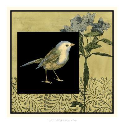 Bird Fantasy I-Jennifer Goldberger-Art Print