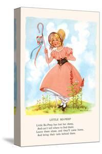 Little Bo Peep by Bird & Haumann