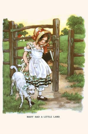 Mary Had a Litte Lamb