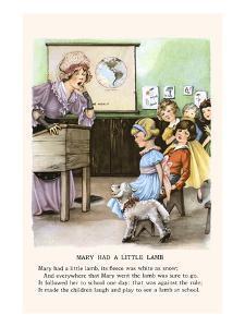 Mary Had a Little Lamb by Bird & Haumann