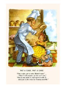 Pat a Cake, Pat a Cake by Bird & Haumann
