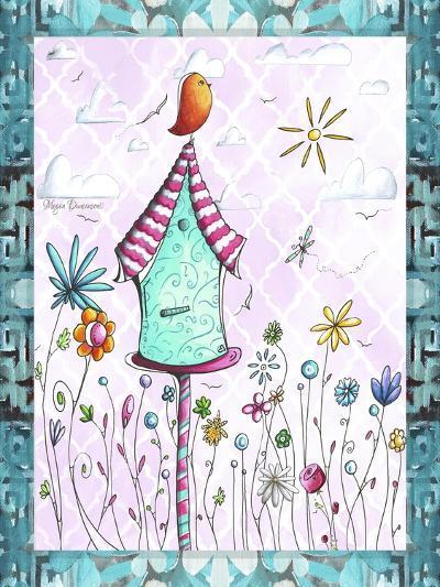 Bird House 2-Megan Aroon Duncanson-Giclee Print