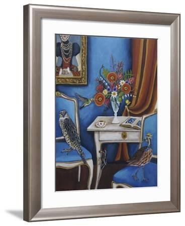 Bird House-Catherine A Nolin-Framed Giclee Print