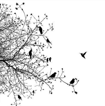 Bird I-GraphINC-Art Print
