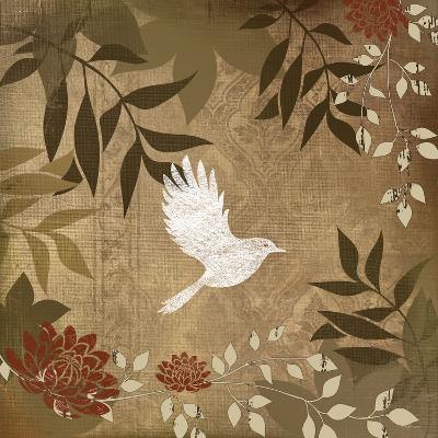 Bird II-Jennifer Pugh-Art Print