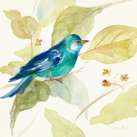 Bird in a Tree II-Lanie Loreth-Art Print
