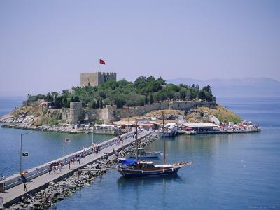 Bird Island, Kusadasi, Turkey-J Lightfoot-Photographic Print