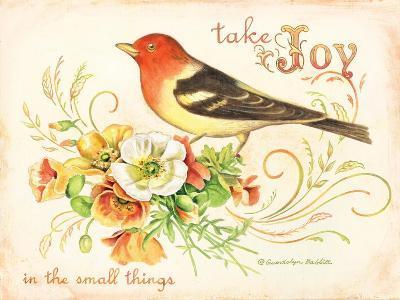 Bird Joy-Gwendolyn Babbitt-Art Print