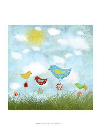 Bird Land-Ingrid Blixt-Art Print