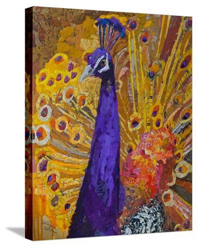 Bird Of A Different Feather--Stretched Canvas Print