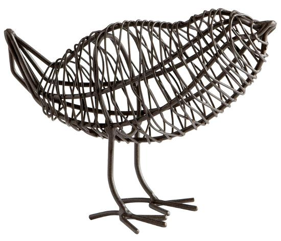 Bird On A Wire - Small--Home Accessories