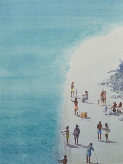 Bird's-Eye Beach, 2000-Lincoln Seligman-Giclee Print