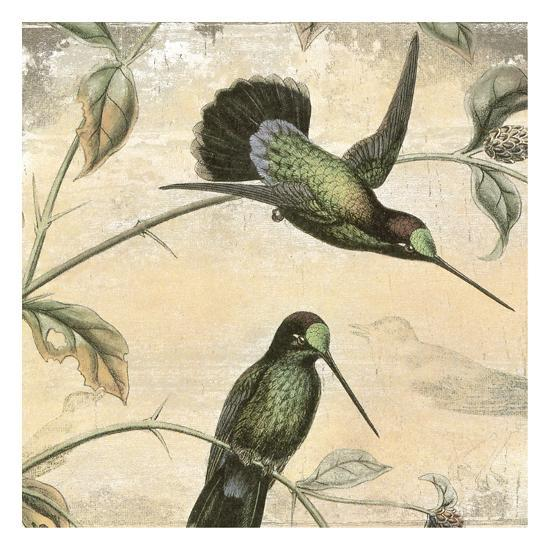 Bird's Eye View-Sheldon Lewis-Art Print