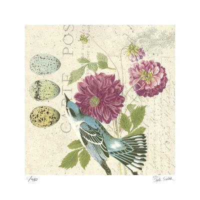 Bird Study 4-Paula Scaletta-Limited Edition