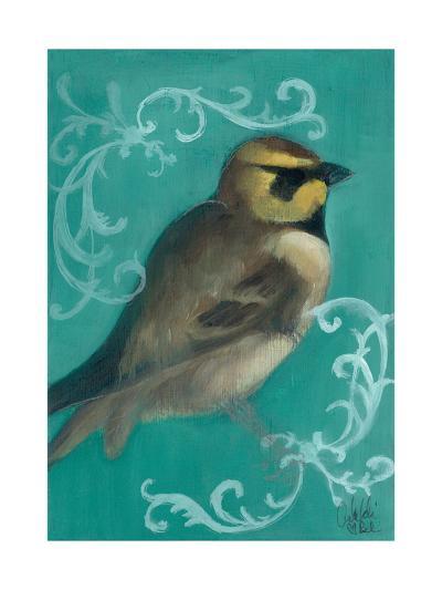 Bird Study V-Arielle Adkin-Art Print