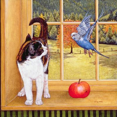 Bird-Watching, 1996-Ditz-Giclee Print