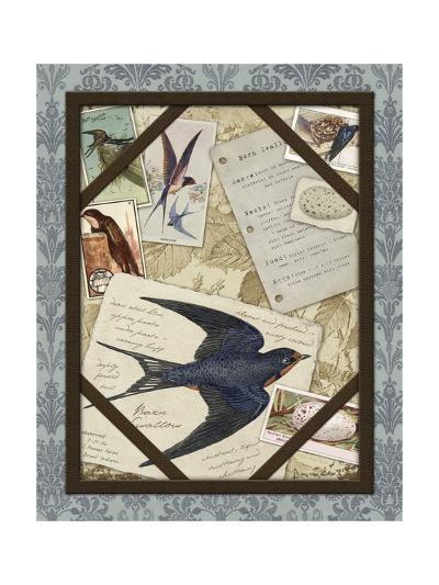 Bird Watching I-Kate Ward Thacker-Art Print