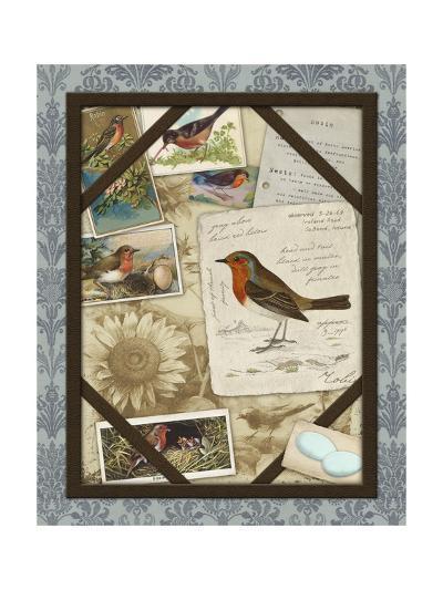 Bird Watching IV-Kate Ward Thacker-Art Print