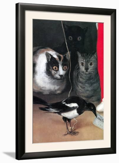 Bird Watching-Suzanne Valadon-Framed Photographic Print