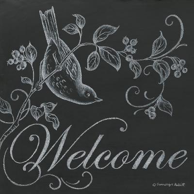Bird Welcome-Gwendolyn Babbitt-Art Print