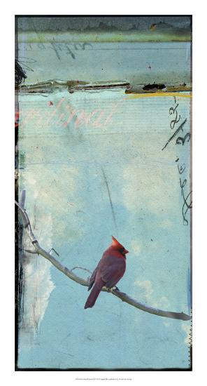 Bird Window I-Ingrid Blixt-Art Print