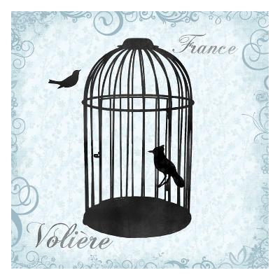 Birdcage 2-Lauren Gibbons-Art Print