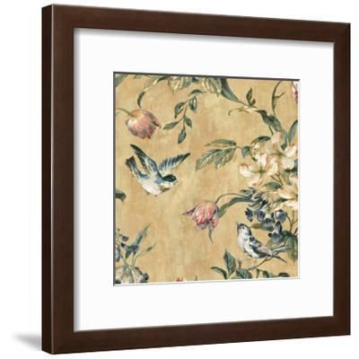 Birdland I-Rene? Campbell-Framed Giclee Print