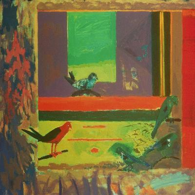 Birds, 1994-David Alan Redpath Michie-Giclee Print